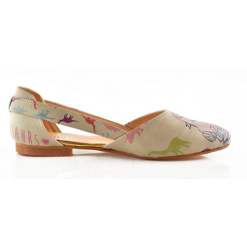 Dinasorus Ballerinas Shoes OMR7013 (1421210484832)