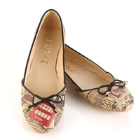 London Ballerinas Shoes OMR7102 (506270220320)