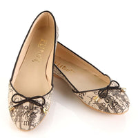 Love and Fashion Ballerinas Shoes OMR7104 (506270318624)