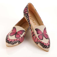 Butterfly Ballerinas Shoes OMR7203 (506270548000)