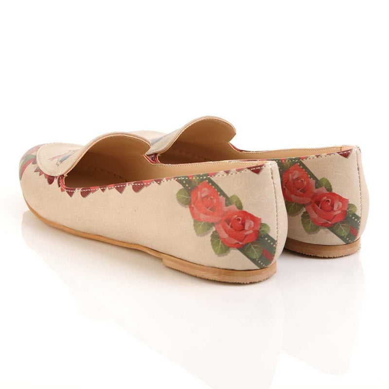 I Love You Ballerinas Shoes OMR7204