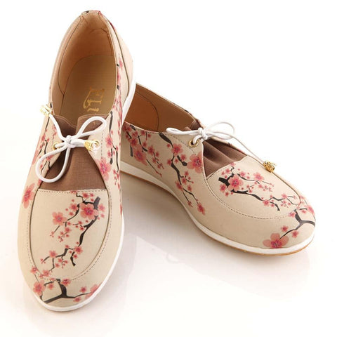 Cherry Blossom Ballerinas Shoes OMR7302, Goby, GOBY Ballerinas Shoes