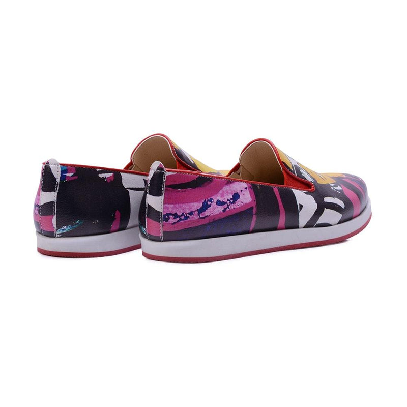 Cool Girl Slip on Sneakers Shoes PAR103 (506271891488)