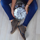 Owl Ankle Boots PH114