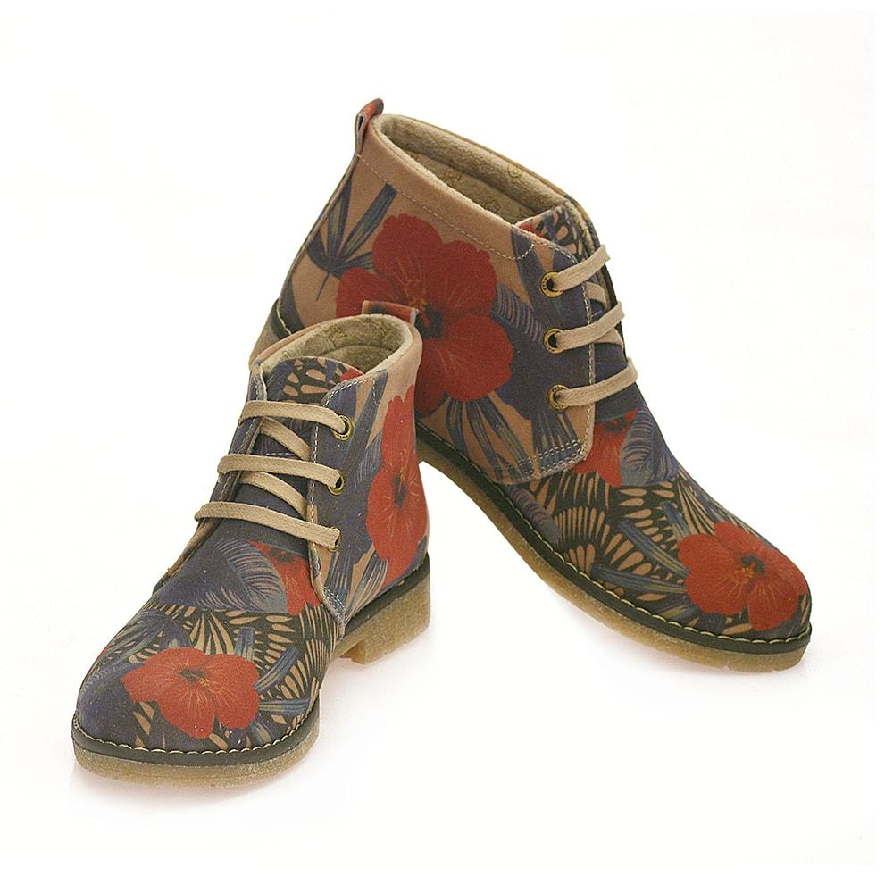 GOBY Tropic Ankle Boots PH117