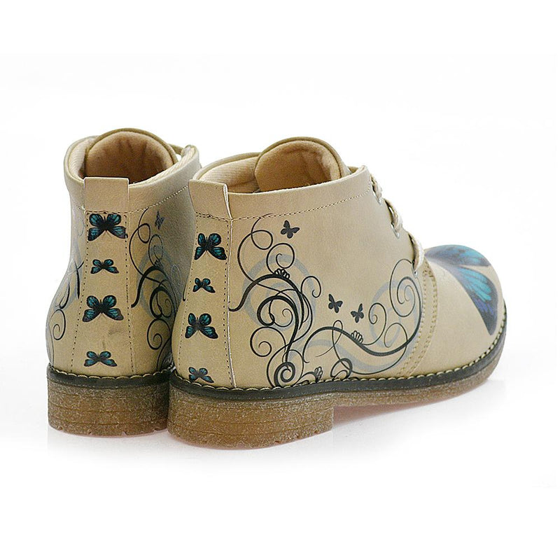 Butterfly Ankle Boots PH203 (506272415776)