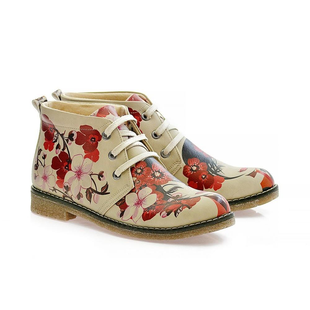 GOBY Sakura Ankle Boots PH219