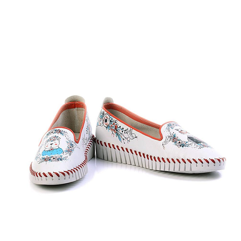 Forover Love Slip on Sneakers Shoes PUS103 (770217771104)