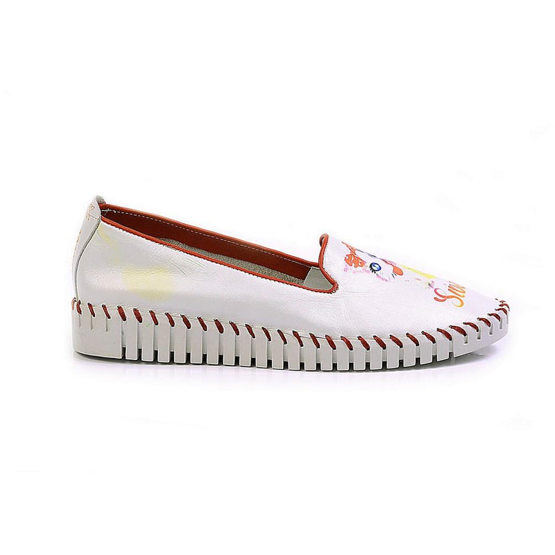 Sweet Cat Slip on Sneakers Shoes PUS106 (770217869408)