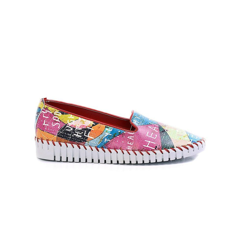 Feather Dog Slip on Sneakers Shoes PUS111 (770218066016)