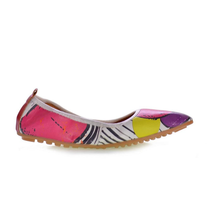 Dance of Colors Ballerinas Shoes RAS2514 (1332749992032)