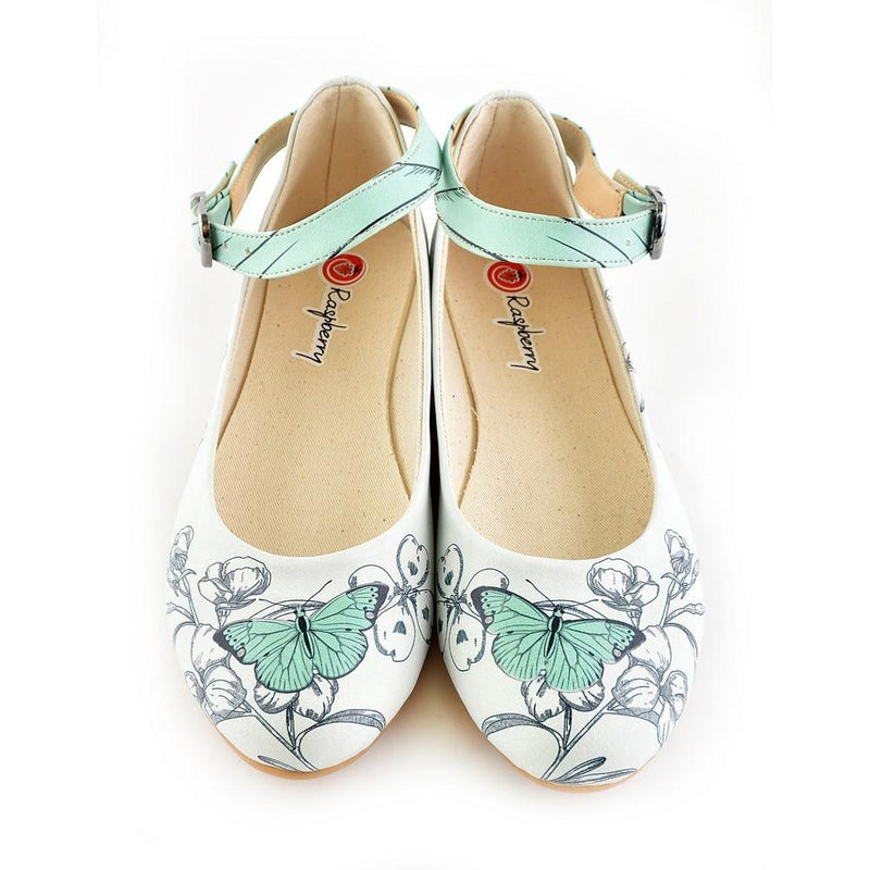 Ballerinas Shoes RKB102 (1332751433824)