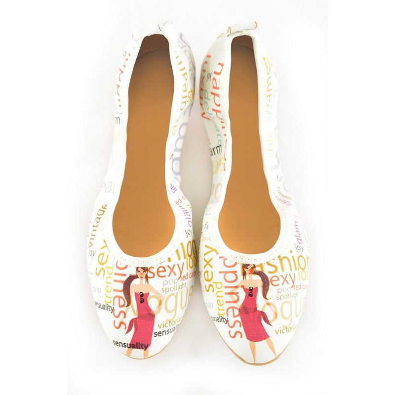 Magazine Ballerinas Shoes RSP106 (1332751958112)