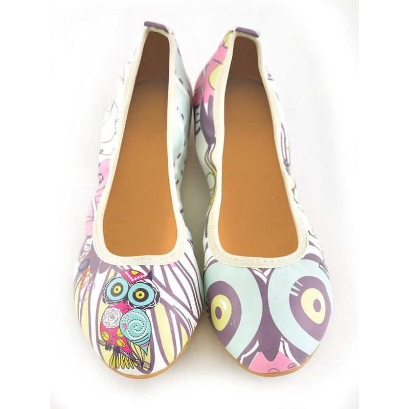Owl Ballerinas Shoes RSP317 (1332752515168)