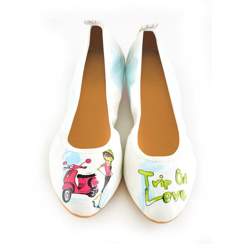 Trip on Live Ballerinas Shoes RSP332 (1332752875616)