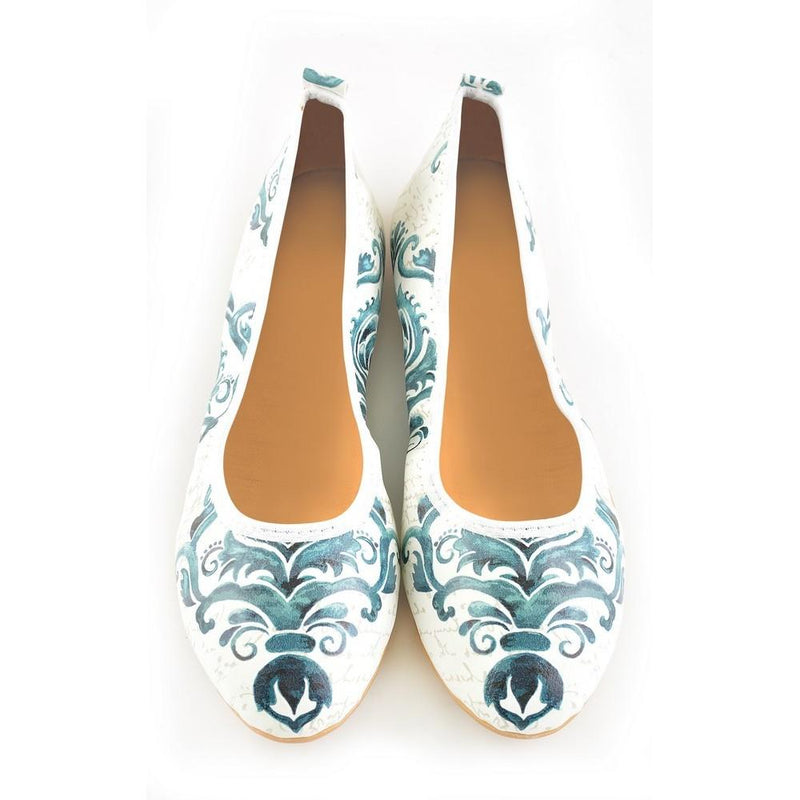 Pattern Ballerinas Shoes RSP336 (1332753006688)