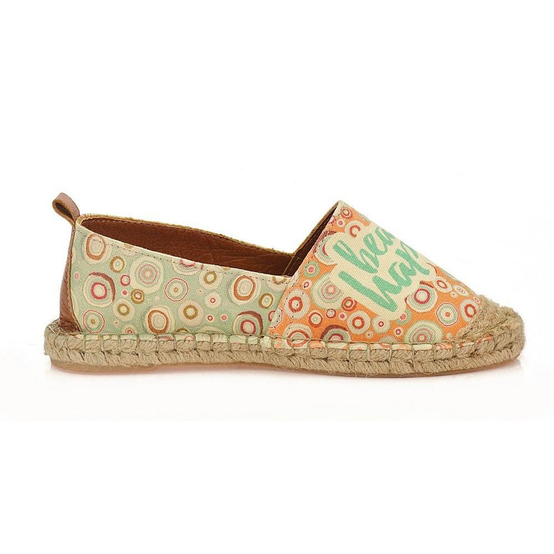 Colored Paint Drops Espadrille Shoes SAN105 (1332755923040)