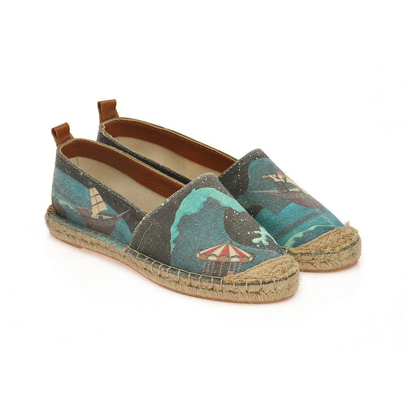 Sailing Espadrille Shoes SAN110 (1332756086880)