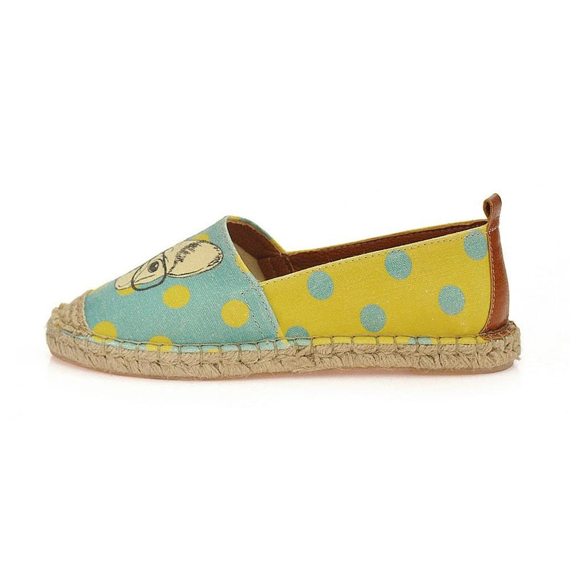 Old Couple Dogs Espadrille Shoes SAN112 (1332756480096)