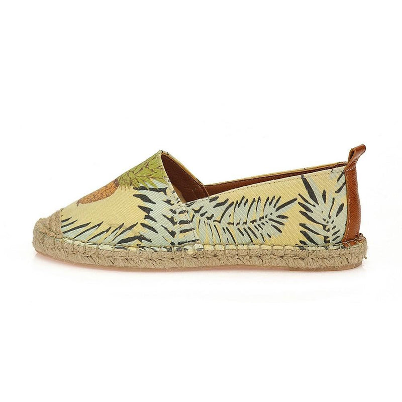 Pineapple Espadrille Shoes SAN115 (1332756578400)