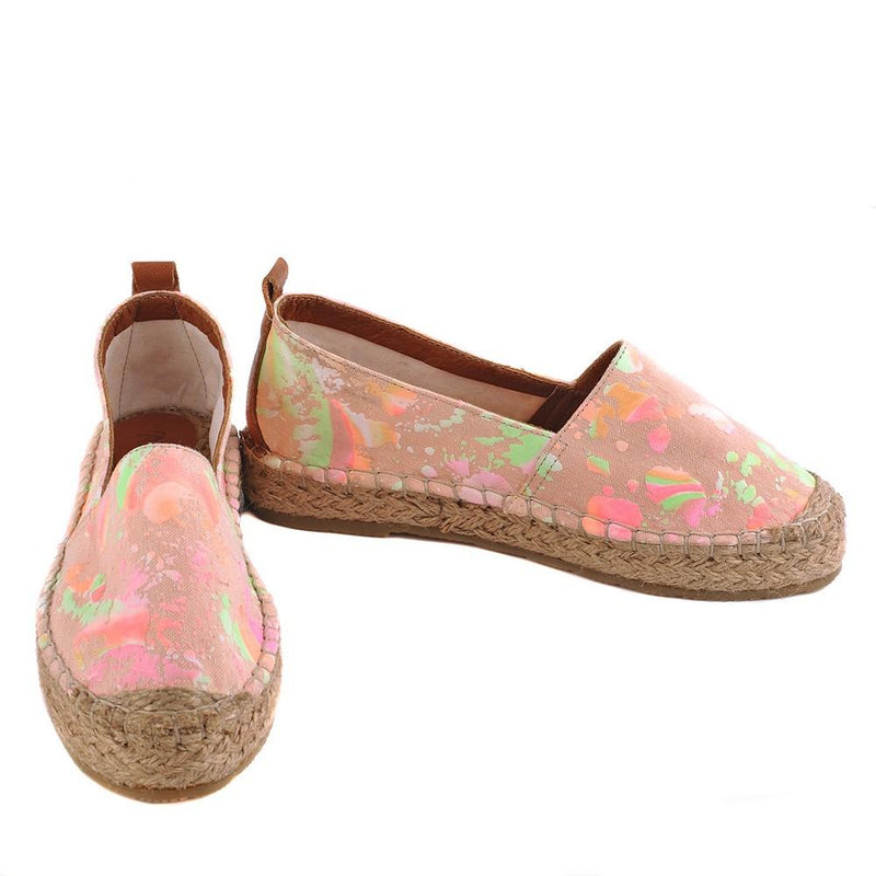 Painting Espadrille Shoes SAN904 (1332763983968)