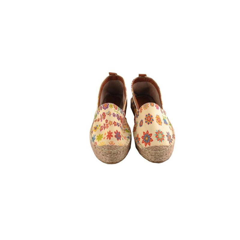 Flowers Espadrille Shoes SAN916 (1332764180576)