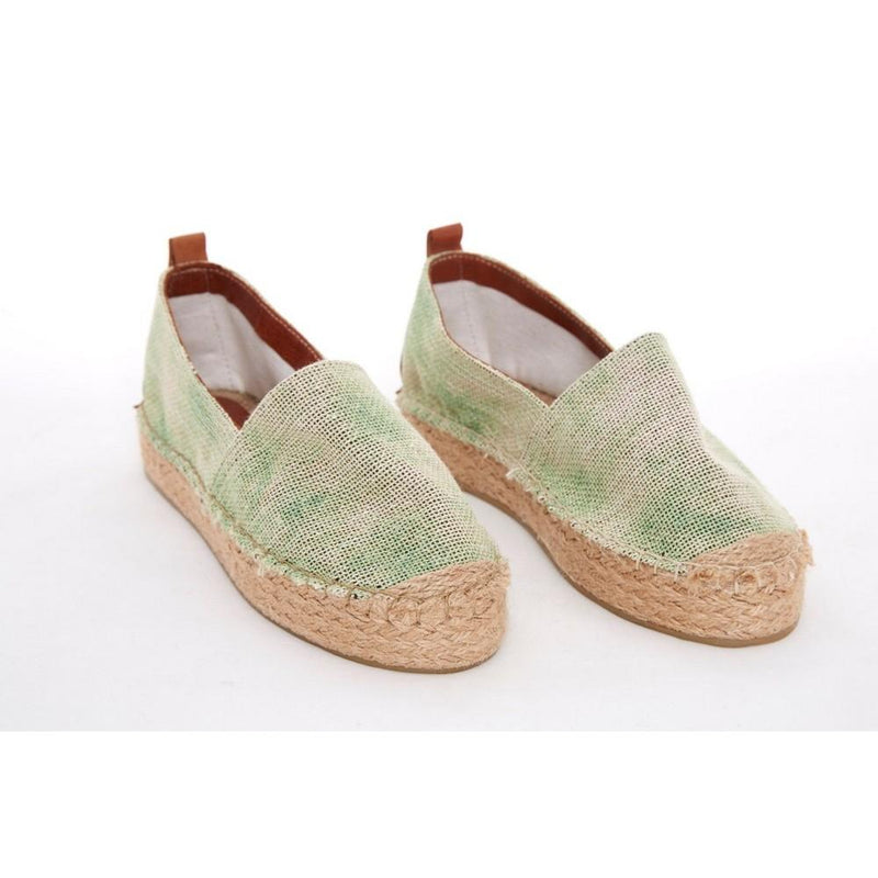 Green Ageing Espadrille Shoes SAN931 (1332762738784)