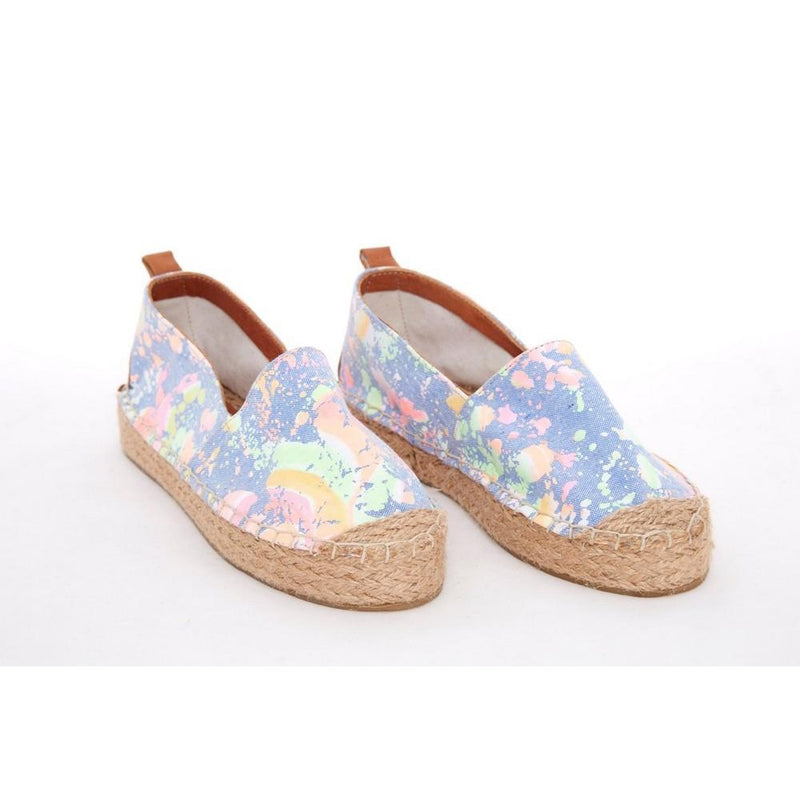 Painting Espadrille Shoes SAN933 (1332764442720)