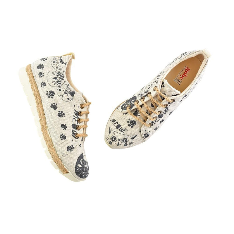 Slip on Sneakers Shoes SHR103 (1405809557600)