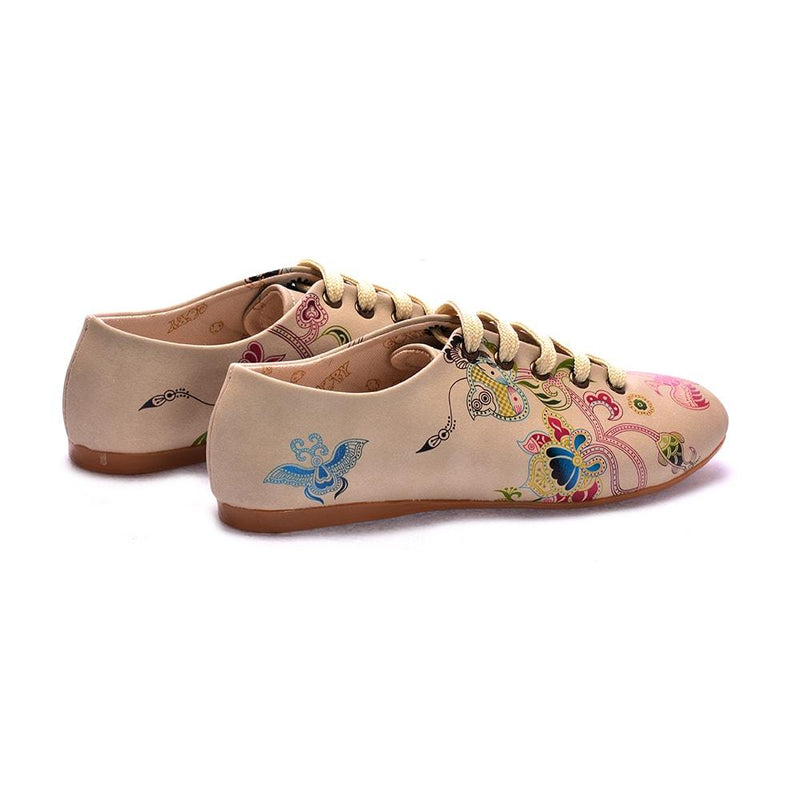 Wings Ballerinas Shoes SLV015