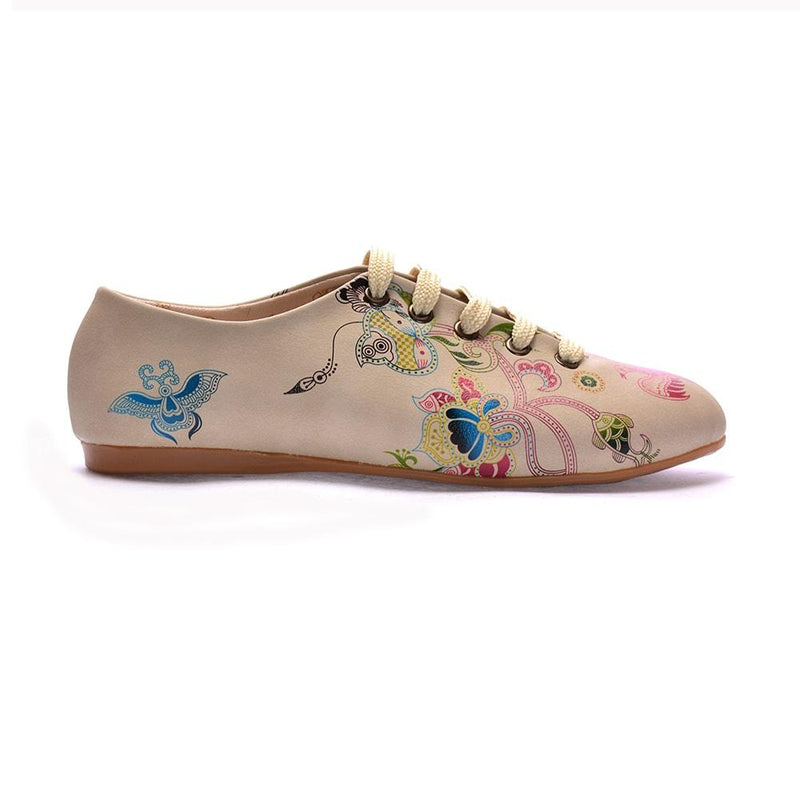 Wings Ballerinas Shoes SLV015 (506273234976)