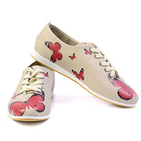 Butterfly Ballerinas Shoes SLV181 (506275495968)