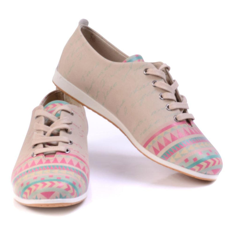 Pattern Ballerinas Shoes SLV188 (506275725344)
