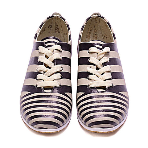 GOBY Pattern Ballerinas Shoes SLV189