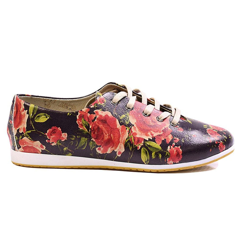 Flowers Ballerinas Shoes SLV193 (506275921952)