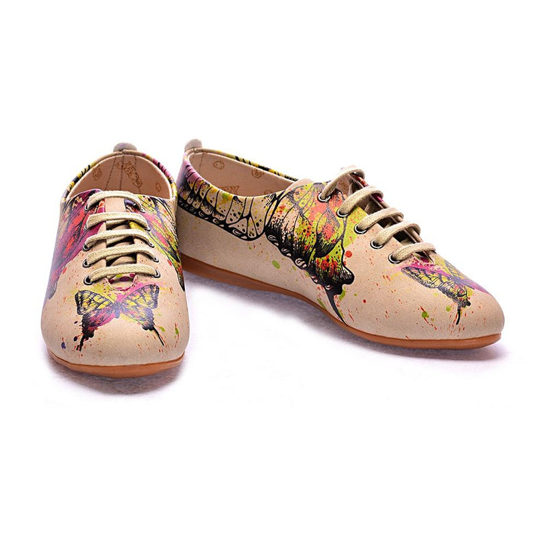 Butterfly Ballerinas Shoes SLV001 (506272677920)