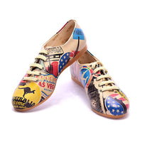 Holiday Ballerinas Shoes SLV029