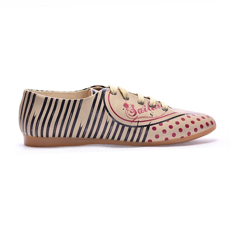 Sailing Ballerinas Shoes SLV007 (506272907296)