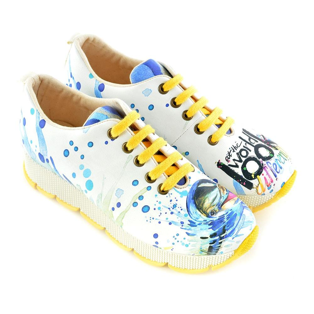 GOBY Slip on Sneakers Shoes SPS203