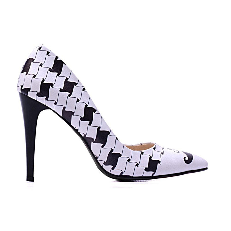 Mr. and Mrs. Heel Shoes STL4410 (506277658656)
