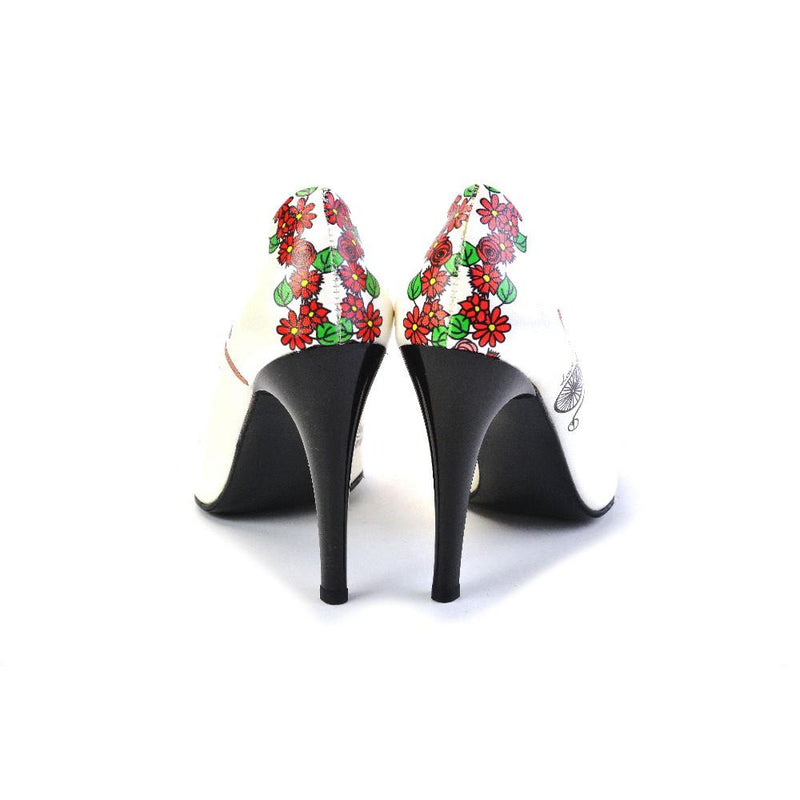 Heel Shoes STL4605 (2272956383328)