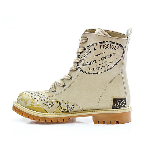 GOBY Mail Long Boots TMB1006