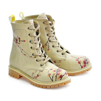 Cherry Blossom Long Boots TMB1012
