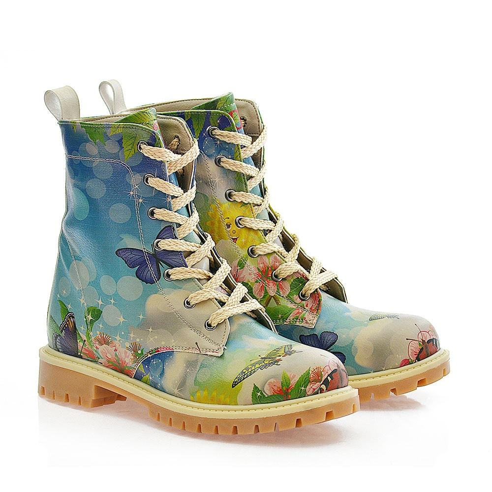 Beatiful Day Long Boots TMB1017, Goby, GOBY Long Boots