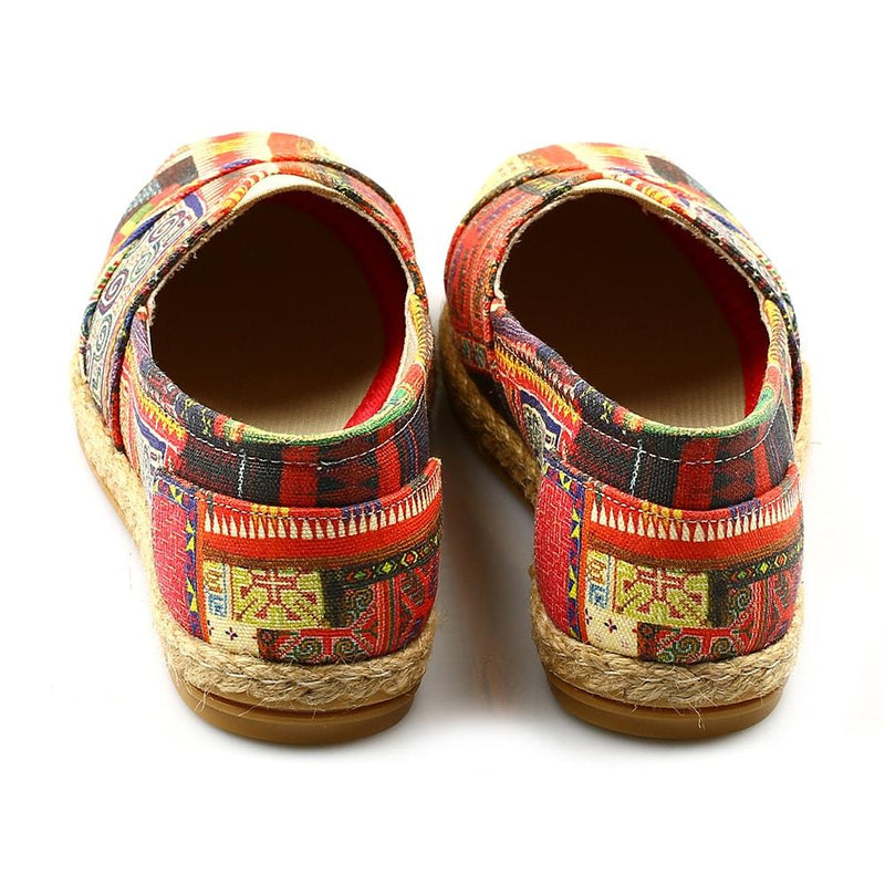 Pattern Ballerinas Shoes TMH2202