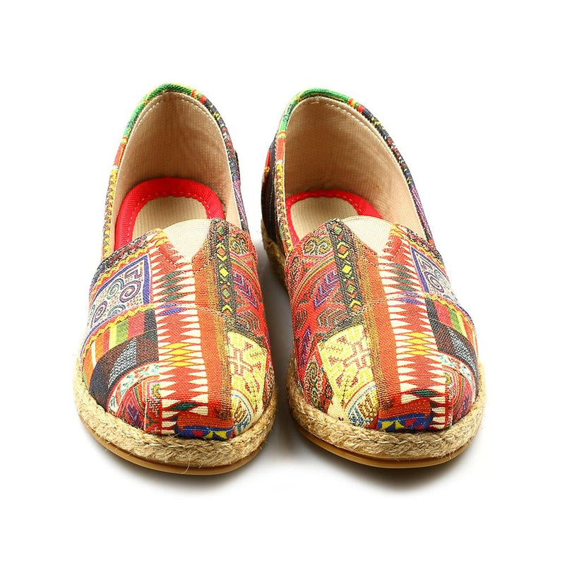 Pattern Ballerinas Shoes TMH2202 (506278150176)