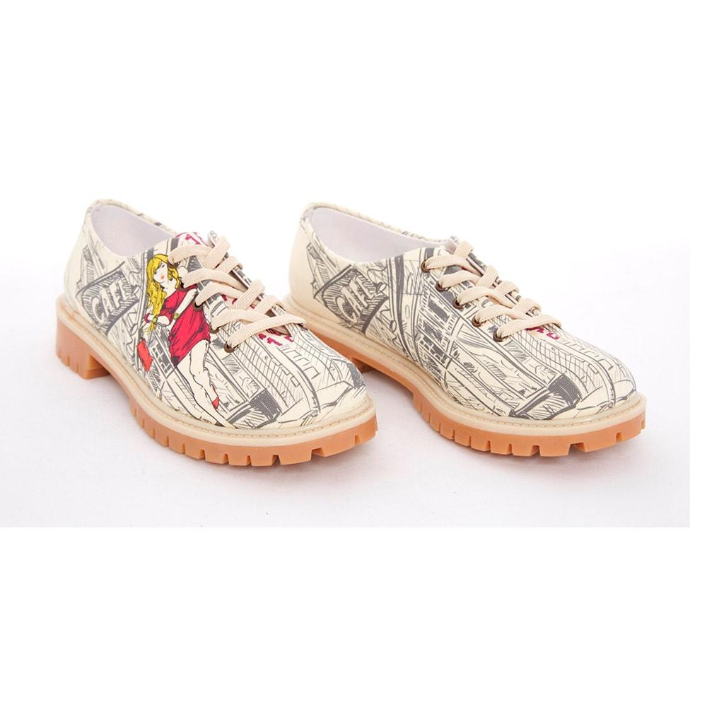 Street Oxford Shoes TMK5501