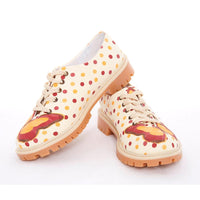 Butterfly and Dots Oxford Shoes TMK5503 (1405816864864)