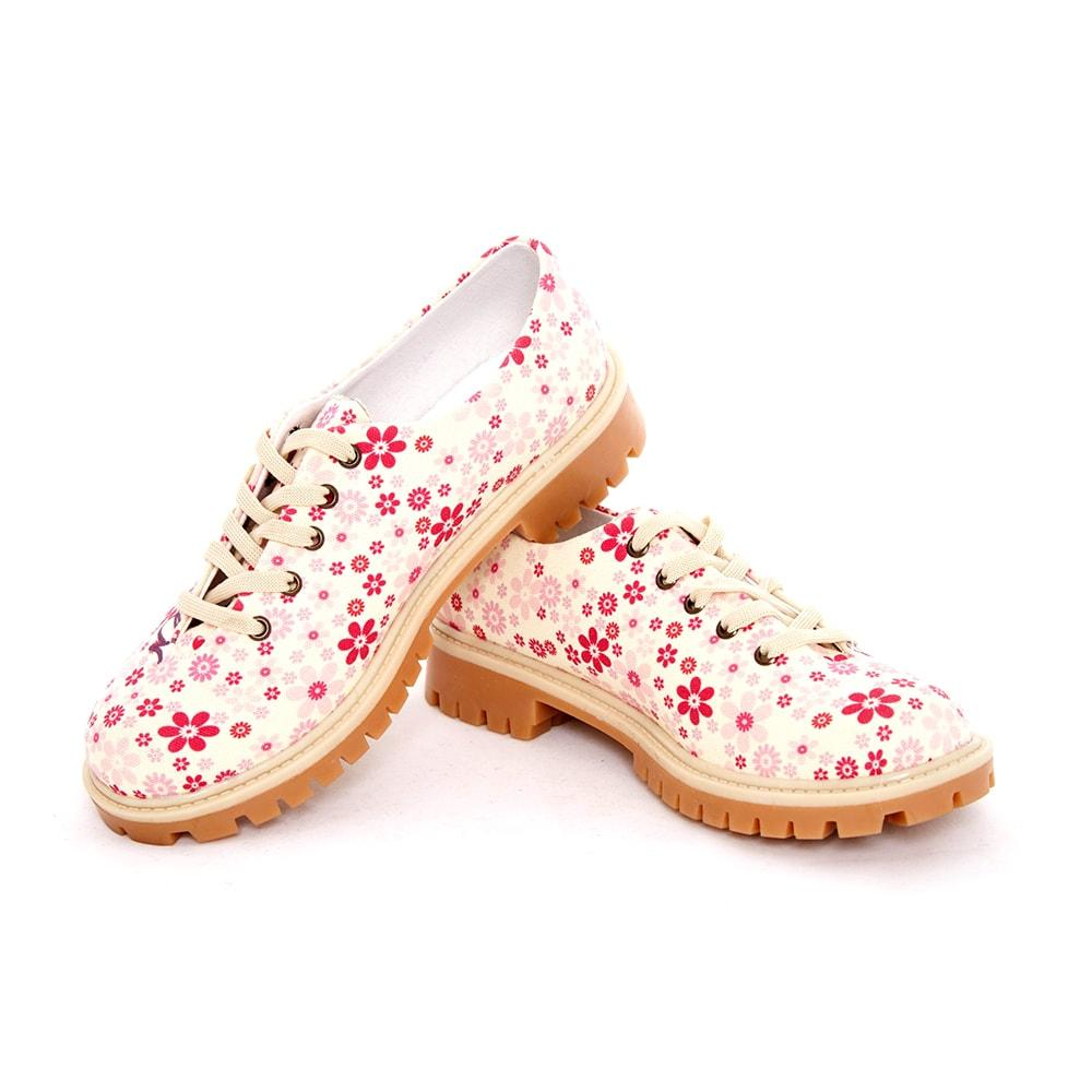 Lovely Flower Oxford Shoes TMK5504