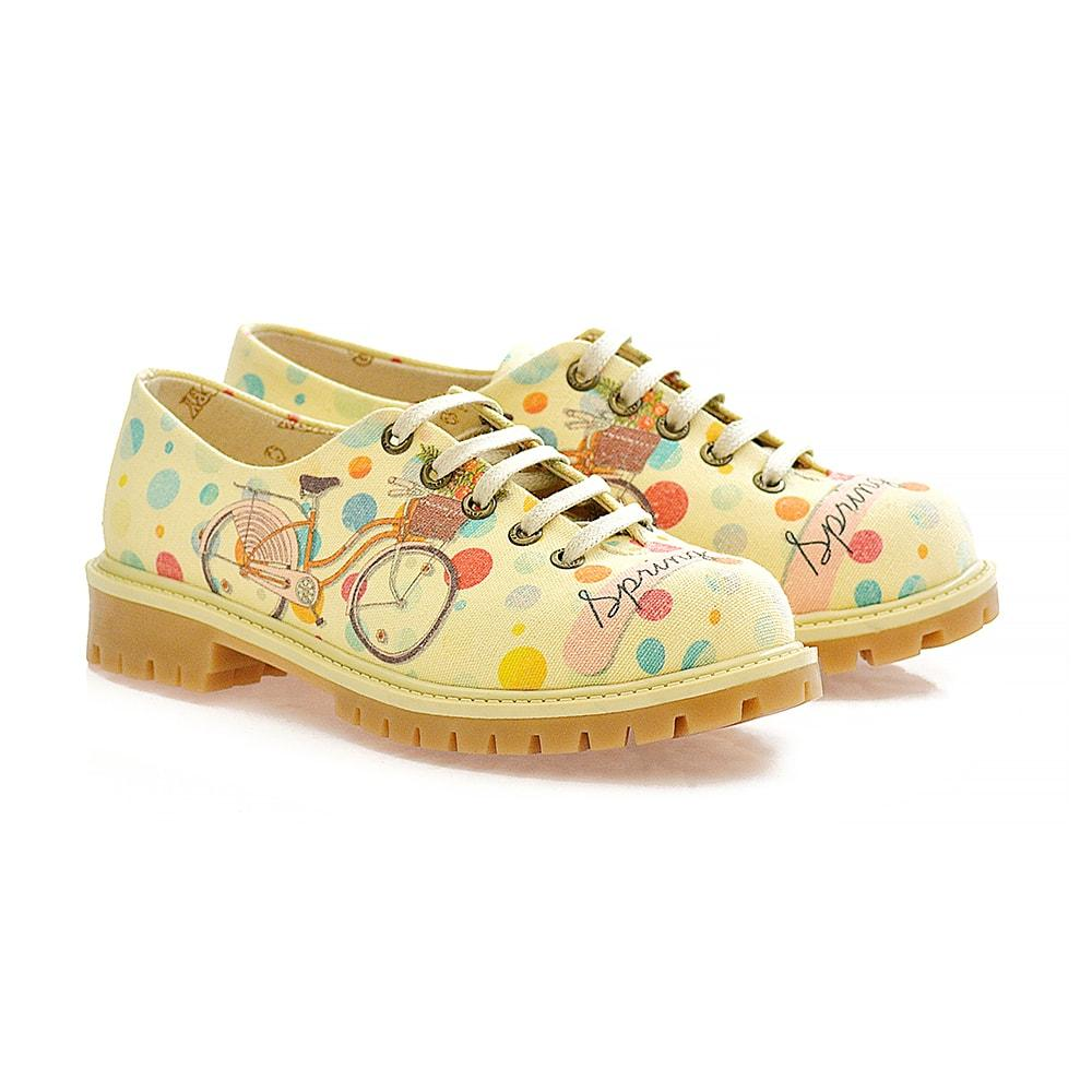 GOBY Spring Ride Oxford Shoes TMK5509